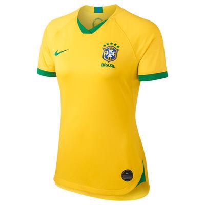 Camiseta Nike Brasil Stadium Home