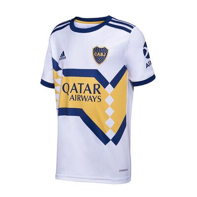 Camiseta adidas Boca Juniors Visitante Niño 2021