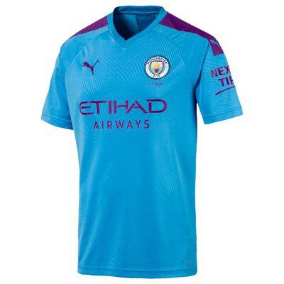 Camiseta Puma Manchester City Home Ss
