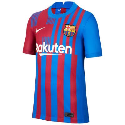 Camiseta Nike Fc Barcelona 2021/22 Stadium Home