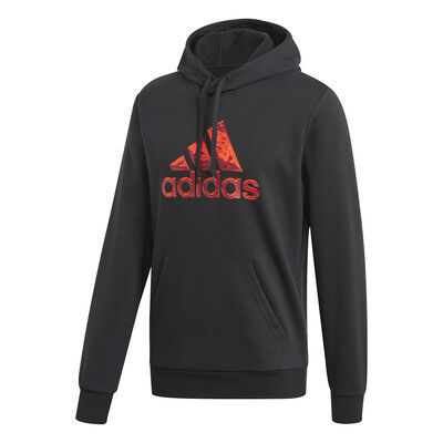 Buzo Adidas Fleece Hooded