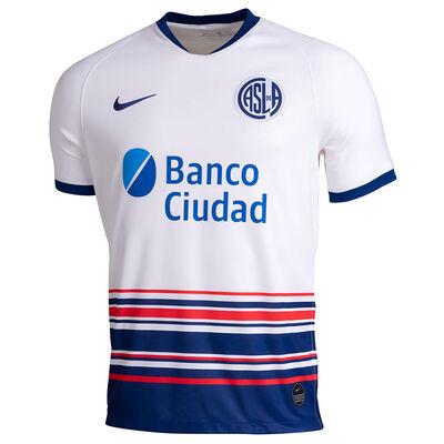 Camiseta Nike San Lorenzo Stadium Away 2020/21