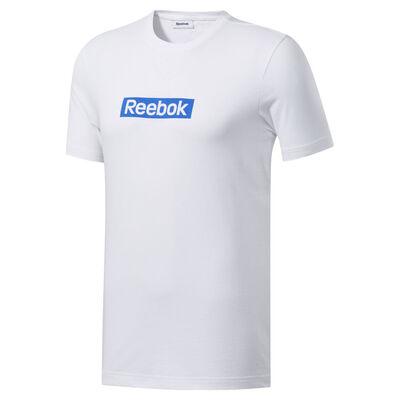 Remera Reebok Te Linear Logo Ss T
