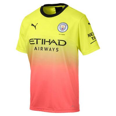 Camiseta Puma Mcfc Manchester City Third Ss