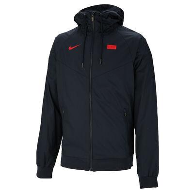 Campera Nike France Windrunner