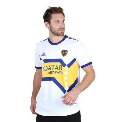 Camiseta adidas Boca Juniors Visitante 20/21