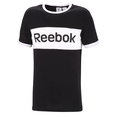 Remera Reebok Training Essentials Linear Logo