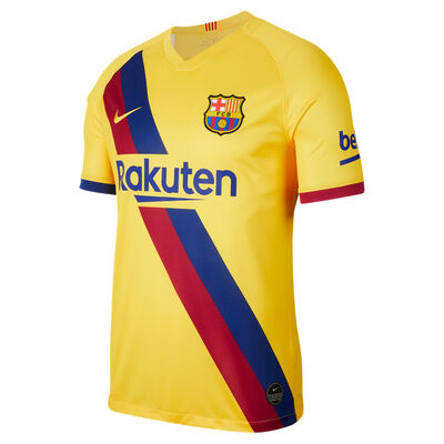 Camiseta Nike Barcelona Stadium Away