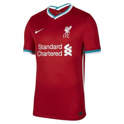 Camiseta Nike Liverpool FC Stadium Home 2021