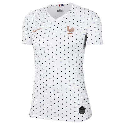 Camiseta Nike Francia Stadium Away