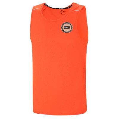 Musculosa Nike Dri-Fit Miler Wild Run