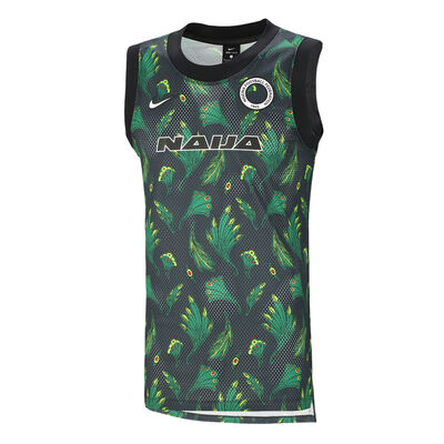 Musculosa Nike Nigeria Basketball