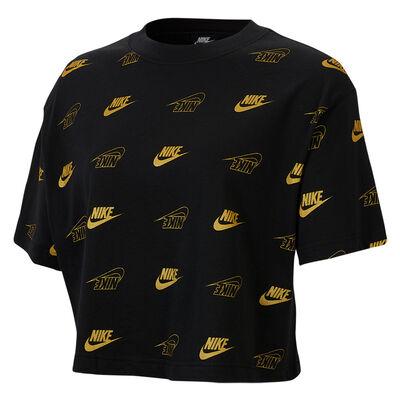 Remera Nike Sportswear Crop Shine