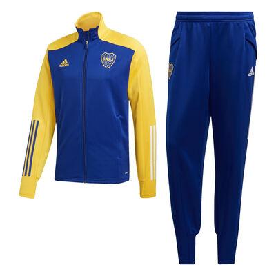 Conjunto Adidas Boca Juniors