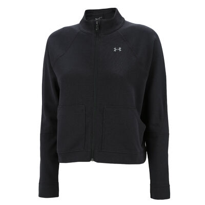 Campera Under Armour Favorite Terry Bomber