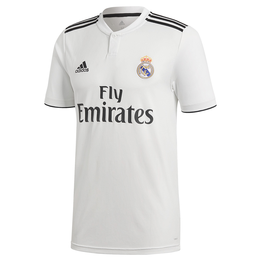 Camiseta Adidas Real Madrid Titular Replica,  image number null