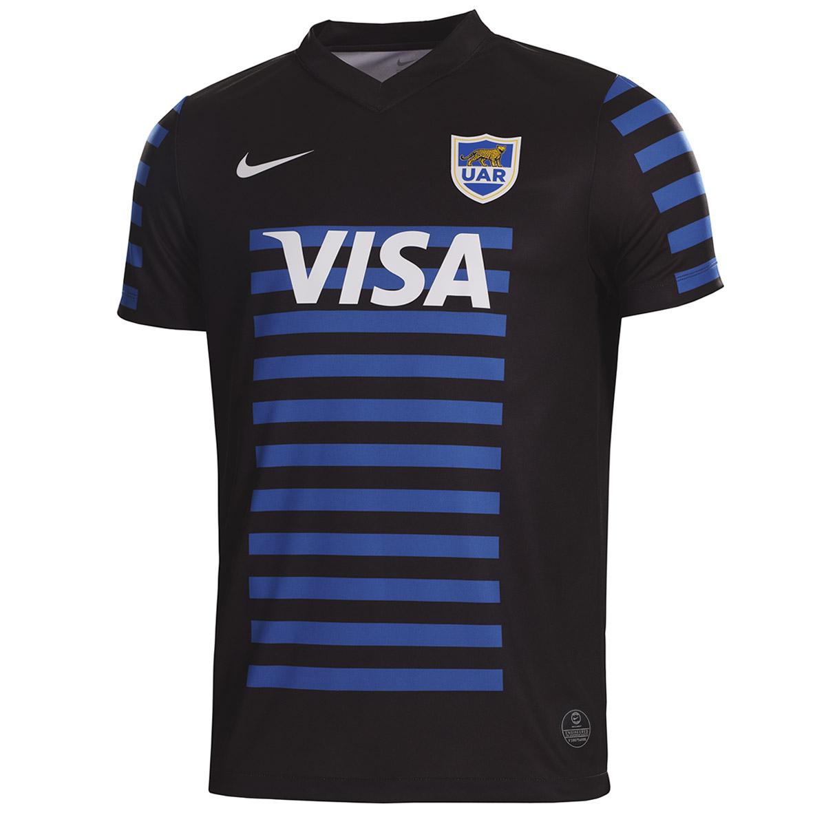 rueda Propuesta Desgracia  Camiseta Nike Los Pumas Rugby Championship | Dexter