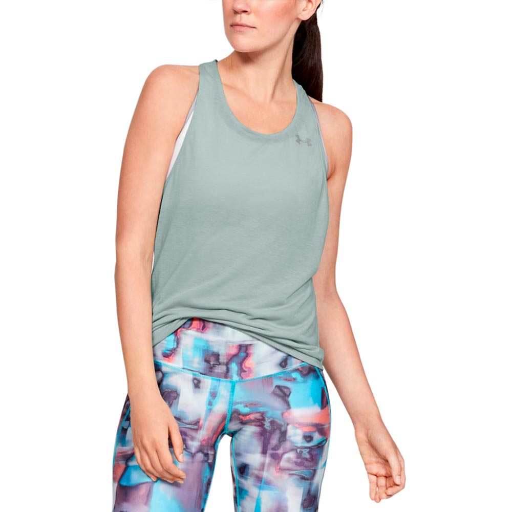 Musculosa Under Armour Streaker,  image number null