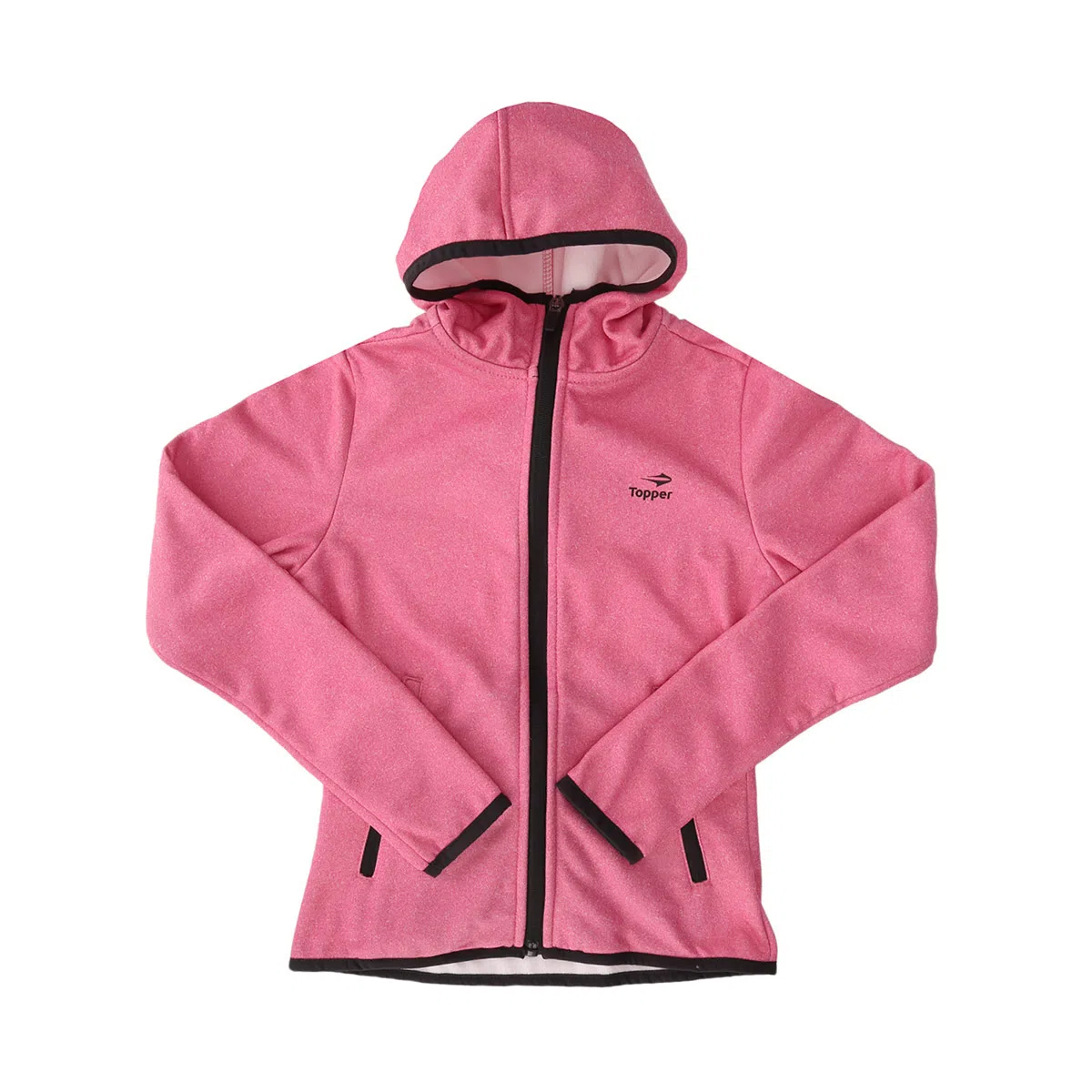 Campera Topper Fz Poly Fleece,  image number null